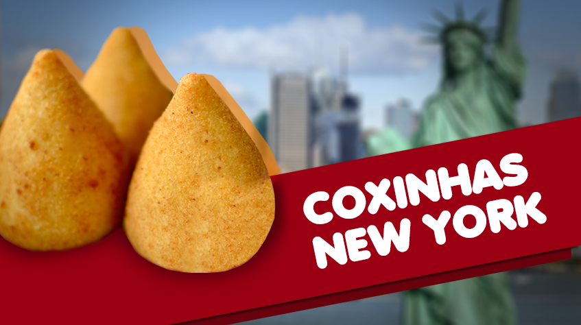 As 10 Melhores Coxinhas de NEW YORK