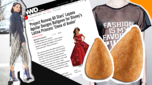 Coxinha and New York Fashion Week a perfect combination!