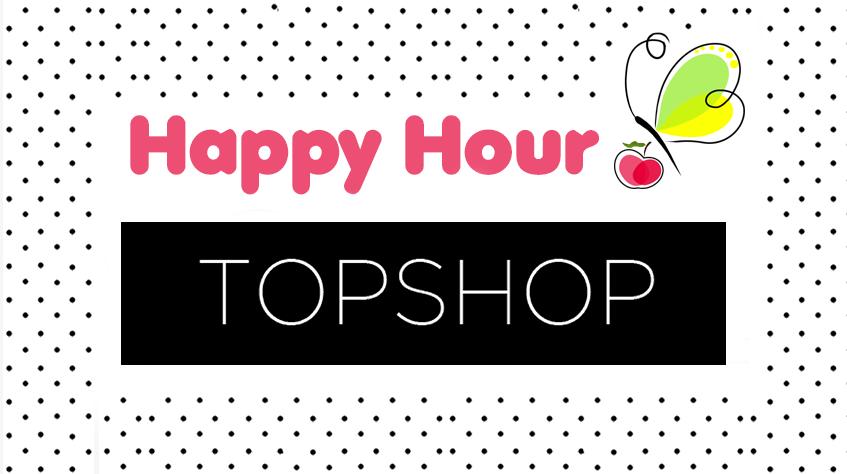 Happy Hour TOPSHOP – Brasileiras de NY