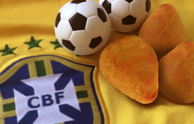 World Cup 2018 starts today in Russia – Começa HOJE!